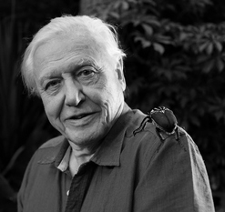 ​David Frederick Attenborough
