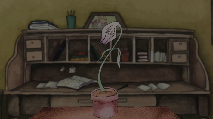 El maestro y la flor