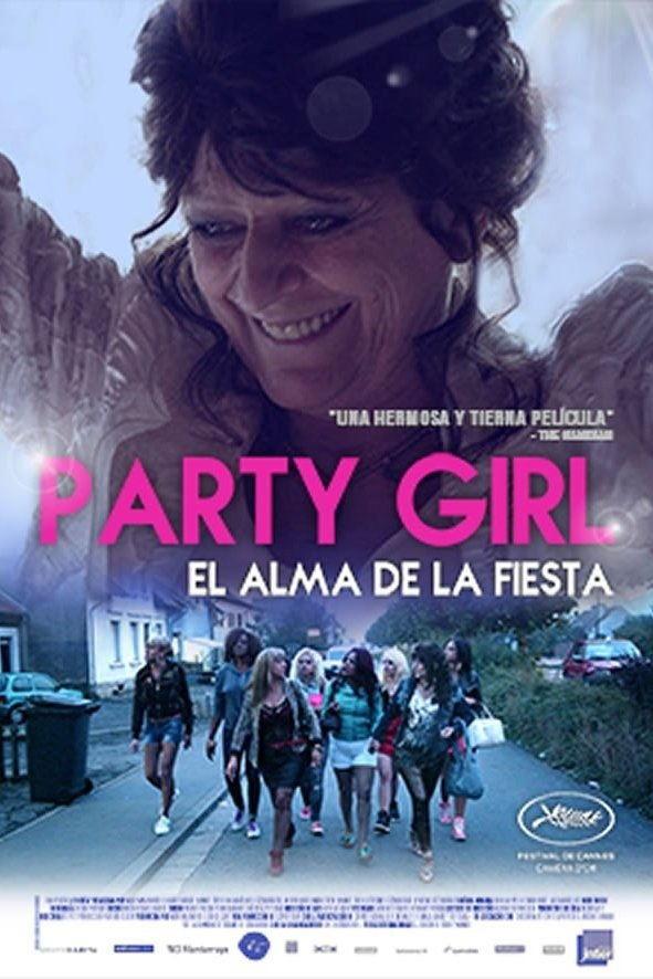Party Girl, el alma de la fiesta