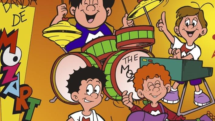 La banda de Mozart