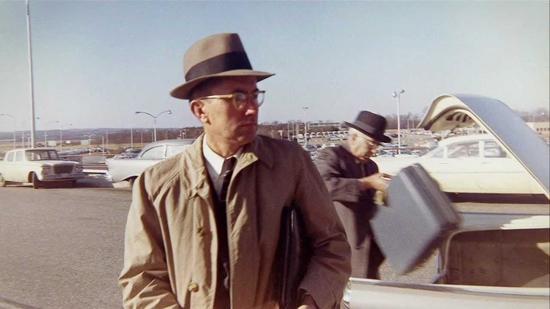 Mi padre, el espía