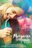 Margarita con popote