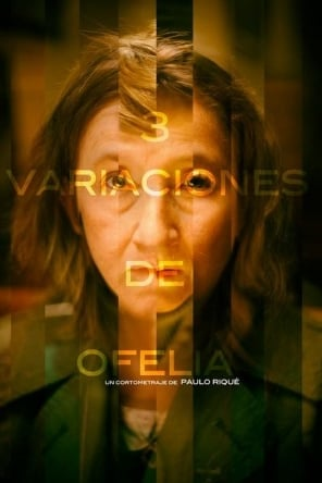 3 variaciones de Ofelia