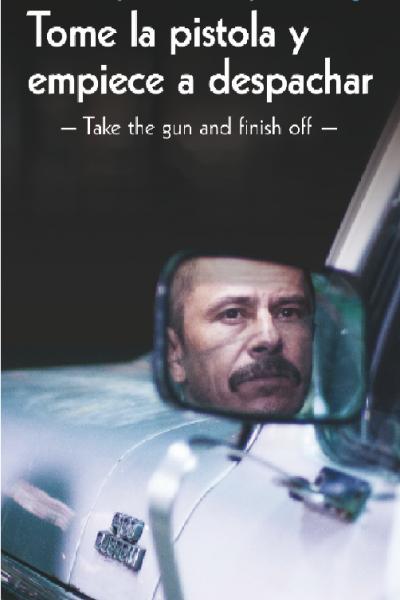 Tome la pistola y empiece a despachar