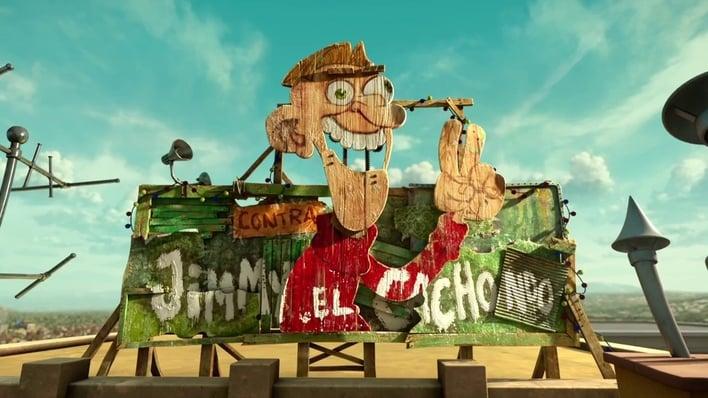 Mortadelo y Filemón contra Jimmy el Locuaz