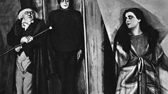 El gabinete del doctor Caligari