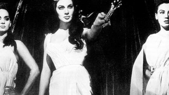 Santo vs. las Mujeres Vampiro