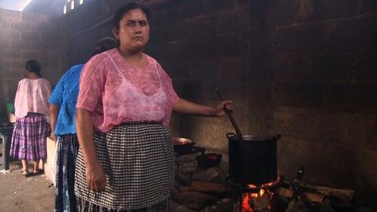 Los hilos de la vida de las mujeres jaguar