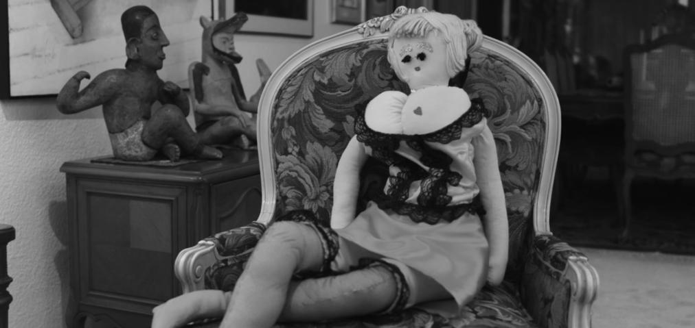 La muñeca tetona