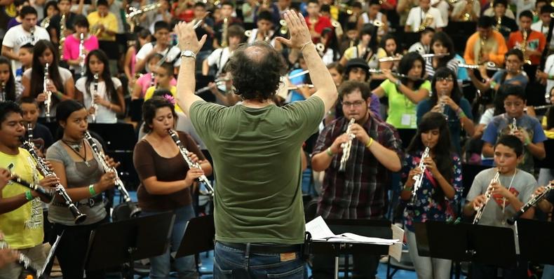 Ópera prima, la banda