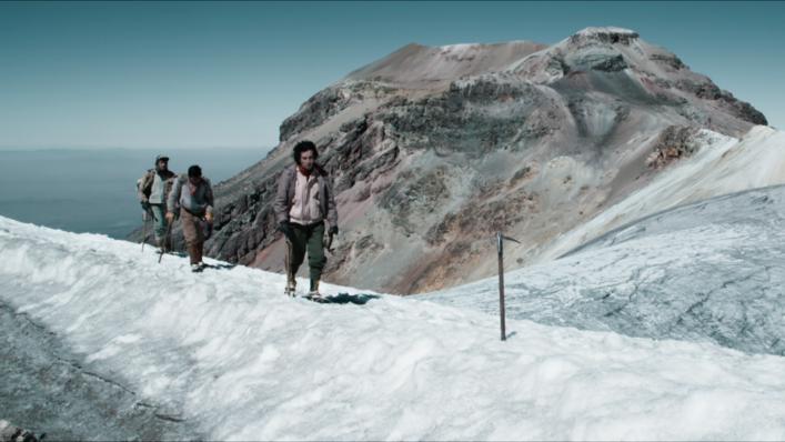 Montañistas