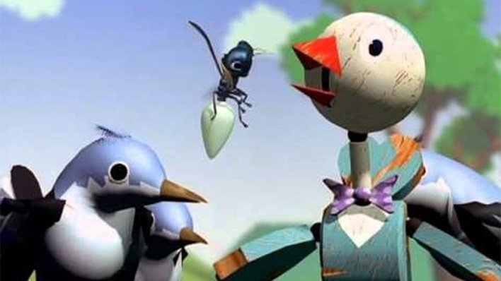 Cuckoo, Mr. Edgar!