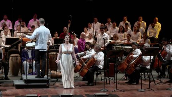 Estreno en México de La Pasión según San Marcos del compositor argentino Osvaldo Golijov