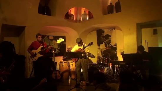 Festival, los primeros surcos jazzísticos de Veracruz
