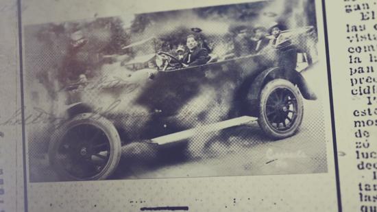 La Banda del Automóvil Gris, deconstrucción de la leyenda