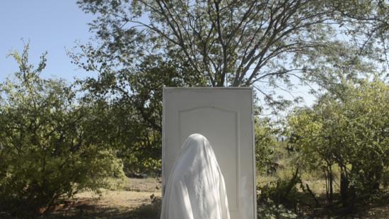 La niña y el fantasma