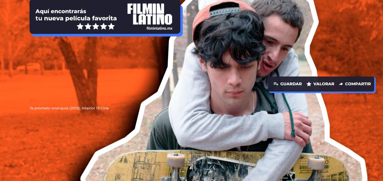 La plataforma del cine mexicano