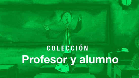 Colección profesor y alumno