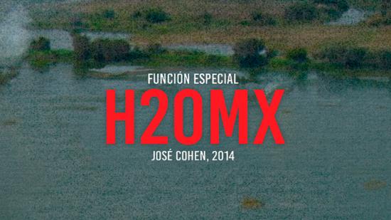 Función especial H2o