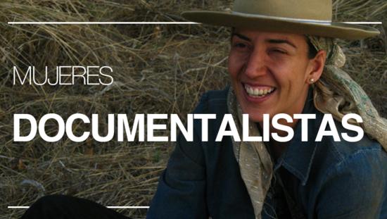 Mujeres documentalistas