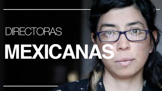 Directoras mexicanas