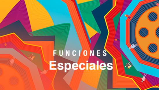 Funciones especiales Día Nacional MX