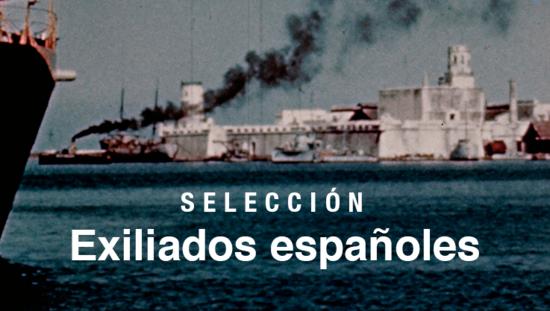 Exiliados españoles