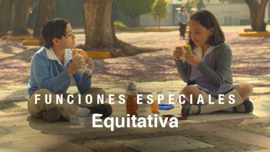 Especial Equitativa